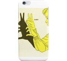 Run Rabbit Run : Such a Good Boy iPhone Case/Skin