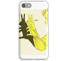Run Rabbit Run : Such a Good Boy iPhone Case/Skin