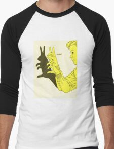 Run Rabbit Run : Such a Good Boy Men's Baseball ¾ T-Shirt