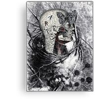 The Ultimate Addiction. Canvas Print