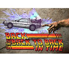 Ep. 26 - Back In Time Photographic Print