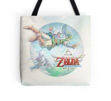 Skyward Sword Tote Bag