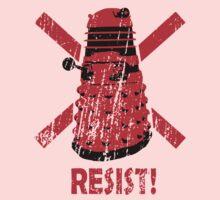 Resist the Daleks! Baby Tee
