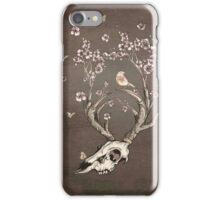 Life 2 - Sepia Version iPhone Case/Skin