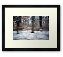 Drive By Shooting 2 Framed Print