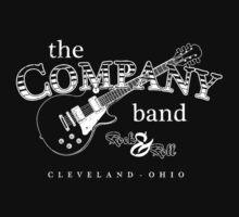 The Company Band - Design 1 - dark Kids Tee