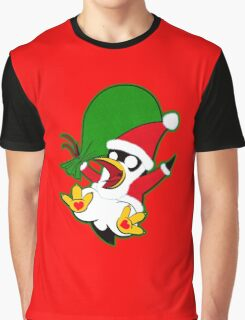 Hippo the Christmas Penguin! Graphic T-Shirt