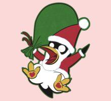 Hippo the Christmas Penguin! Kids Tee