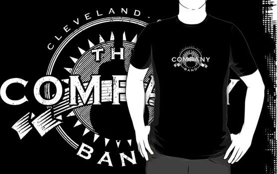 The Company Band - Design 2 - dark by Jeffery Wright