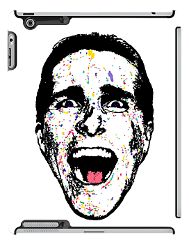 American Psycho Culture Cloth Zinc Collection iPhone Case by CultureCloth