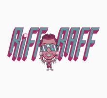 riff raff oldskool Kids Tee