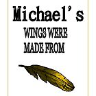 Angel Wings Series - Michael by FeathersDiavolo