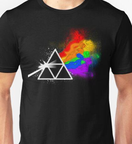 Dark side of the sages Unisex T-Shirt
