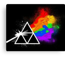 Dark side of the sages Canvas Print