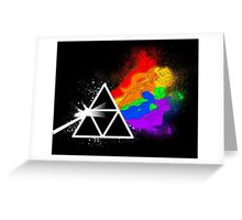 Dark side of the sages Greeting Card