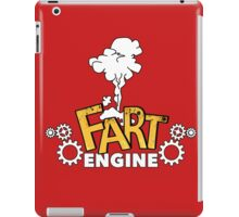 Fart Engine Hilarious iPad Case/Skin