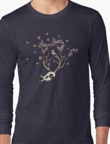 Life 2 - Sepia Version Long Sleeve T-Shirt