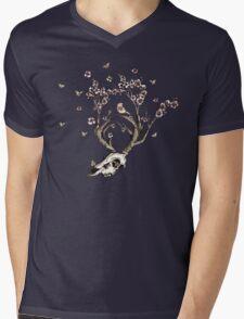 Life 2 - Sepia Version Mens V-Neck T-Shirt