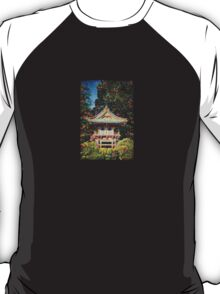Pagoda Machine Dreams T-Shirt