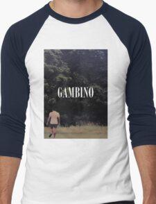 Childish Gambino Men's Baseball ¾ T-Shirt