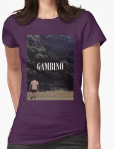 Childish Gambino Womens Fitted T-Shirt