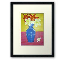 Flowers for Amanda Framed Print