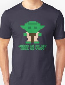 8-Bit Yoda T-Shirt