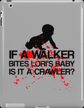 Crawler? by stevebluey