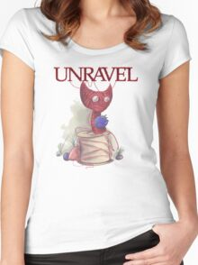 Unravel Women's Fitted Scoop T-Shirt