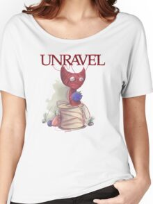 Unravel Women's Relaxed Fit T-Shirt