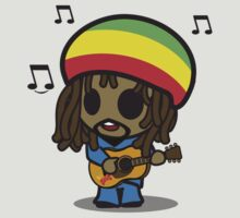 Reggae Man by mikoto