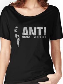 Rihanna - Anti World Women's Relaxed Fit T-Shirt