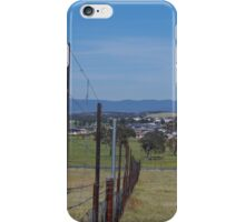Pathway Home iPhone Case/Skin
