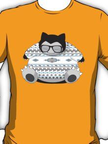 Hipster Snorlax T-Shirt