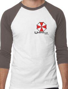 umbrella corp. Men's Baseball ¾ T-Shirt