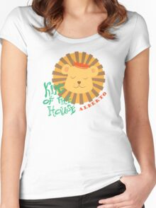 Alberto - tee Women's Fitted Scoop T-Shirt