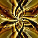 Golden Spin by cherie hanson