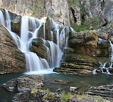 Cave Creek Falls by Tim Coleman