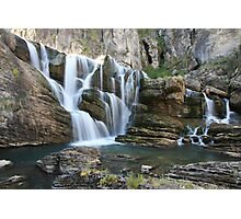 Cave Creek Falls Photographic Print