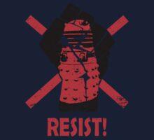 Resist the Daleks (still)! One Piece - Short Sleeve