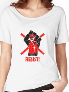 Resist the Daleks (still)! Women's Relaxed Fit T-Shirt