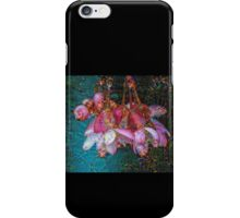 Hanging Pink Flowers Machine Dreams iPhone Case/Skin