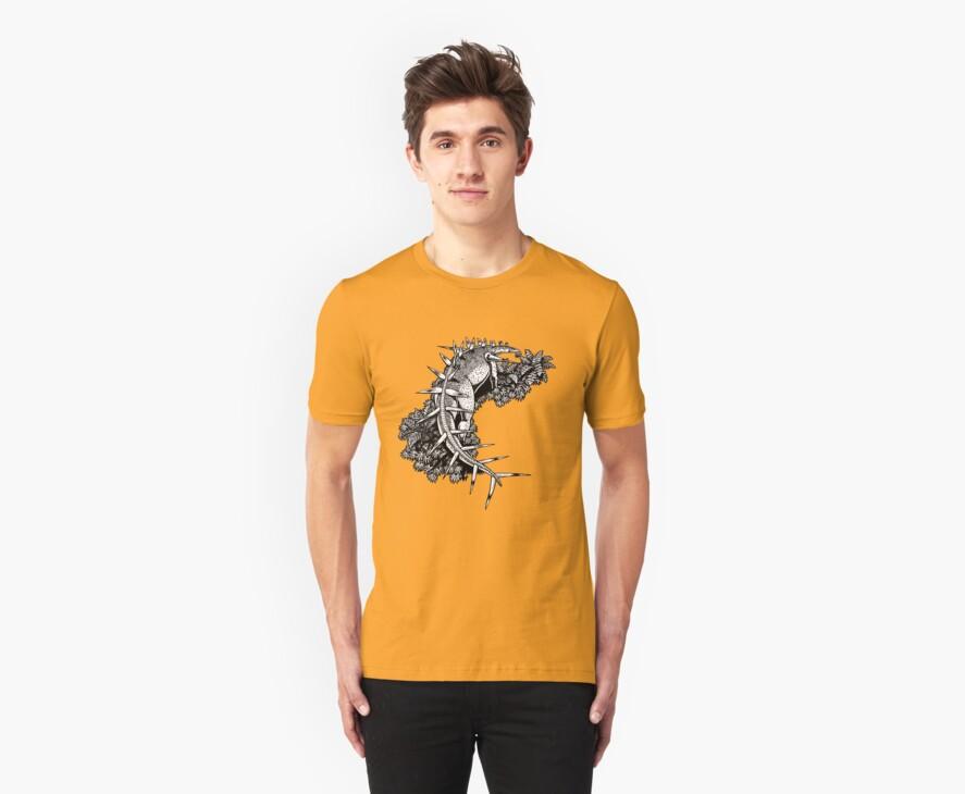 Kentrosaurus by irimali