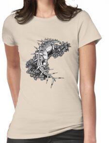 Kentrosaurus Womens Fitted T-Shirt