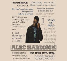 Hardison Quotes by AlaJonea