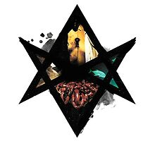 BMTH pentagram by summerfreeze