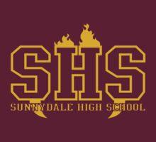 sunnydale high school deluxe by jmakin
