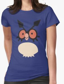 Hoothoot Womens Fitted T-Shirt