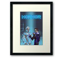 Mormortron Framed Print
