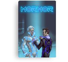 Mormortron Canvas Print